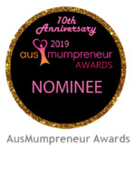 Ausmumpreneur Nominee